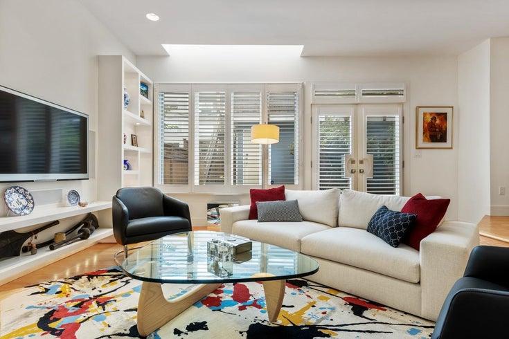 3170 W 3RD AVENUE - Kitsilano 1/2 Duplex for sale, 3 Bedrooms (R2608639)