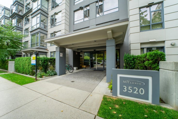 707 3520 CROWLEY DRIVE - Collingwood VE Apartment/Condo for sale, 1 Bedroom (R2608725)