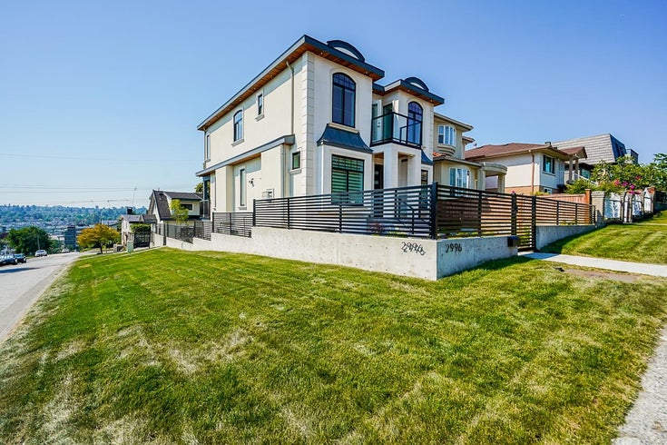 2996 E 6TH AVENUE - Renfrew VE House/Single Family for sale, 10 Bedrooms (R2608782)