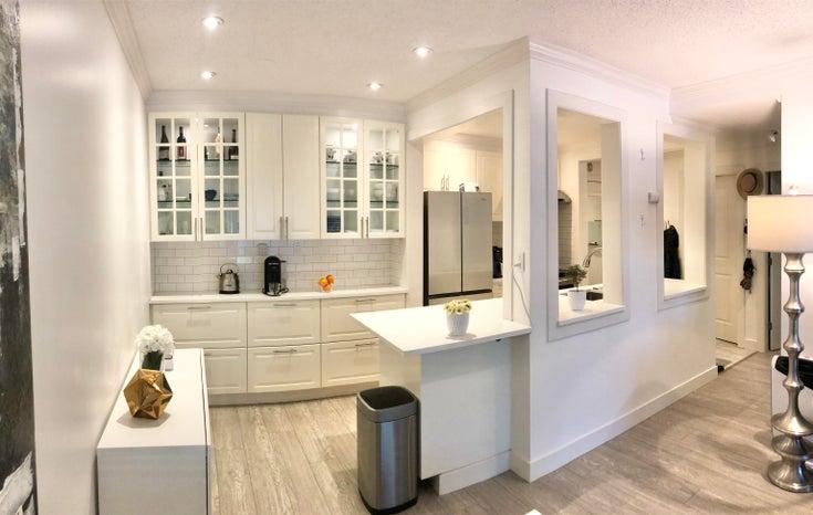 126 3451 SPRINGFIELD DRIVE - Steveston North Apartment/Condo for sale, 1 Bedroom (R2608852)