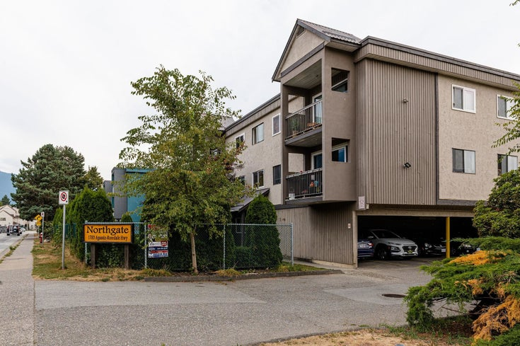 325 1783 AGASSIZ-ROSEDALE NO 9 HIGHWAY - Agassiz Apartment/Condo for sale, 2 Bedrooms (R2609037)