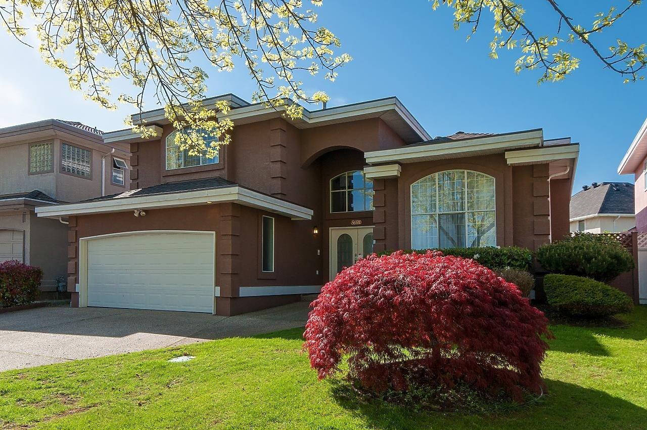 5691 BARNARD DRIVE - Terra Nova House/Single Family for sale, 6 Bedrooms (R2609082)