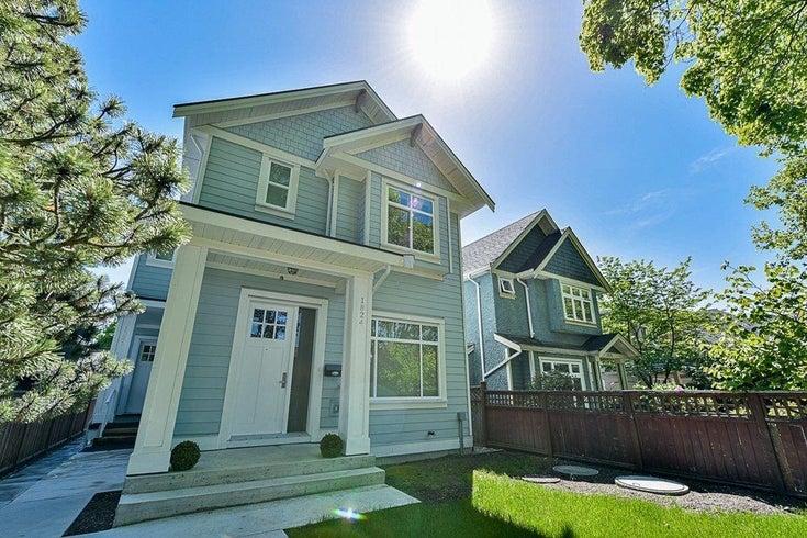 1824 E 13TH AVENUE - Grandview Woodland 1/2 Duplex for sale, 3 Bedrooms (R2609102)