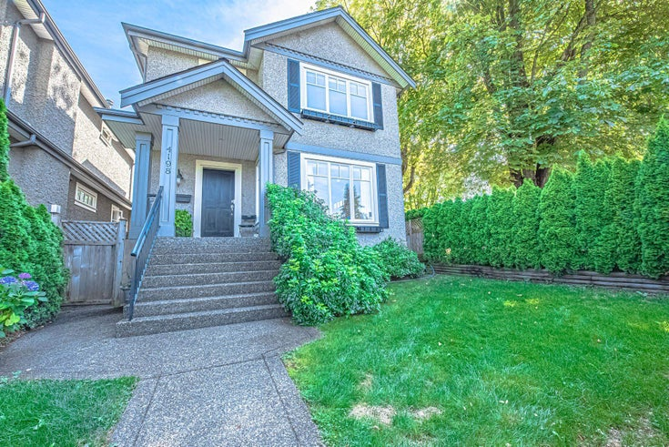 4198 W 11TH AVENUE - Point Grey House/Single Family for sale, 4 Bedrooms (R2609104)
