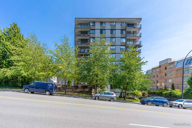 904 540 LONSDALE AVENUE - Lower Lonsdale Apartment/Condo for sale, 1 Bedroom (R2609152)