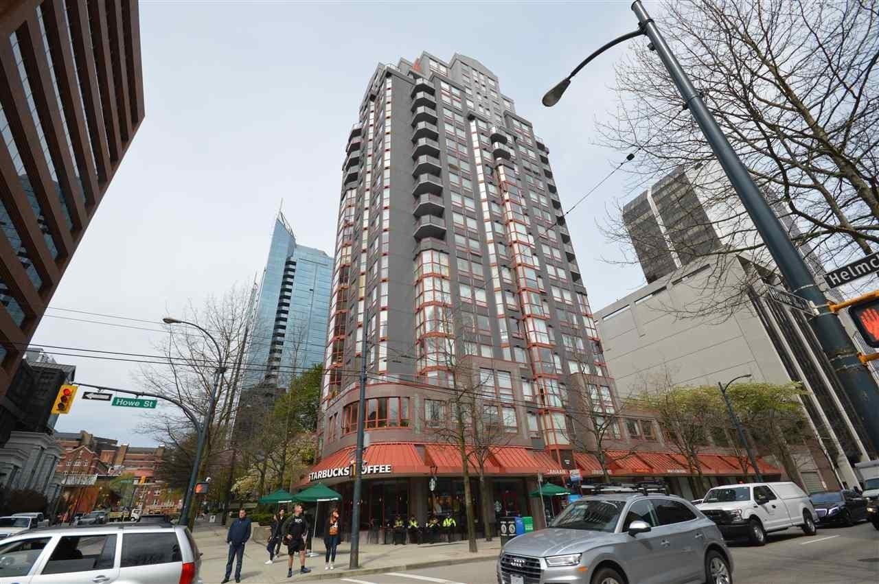 1303 811 HELMCKEN STREET - Downtown VW Apartment/Condo for sale, 2 Bedrooms (R2609200) - #1