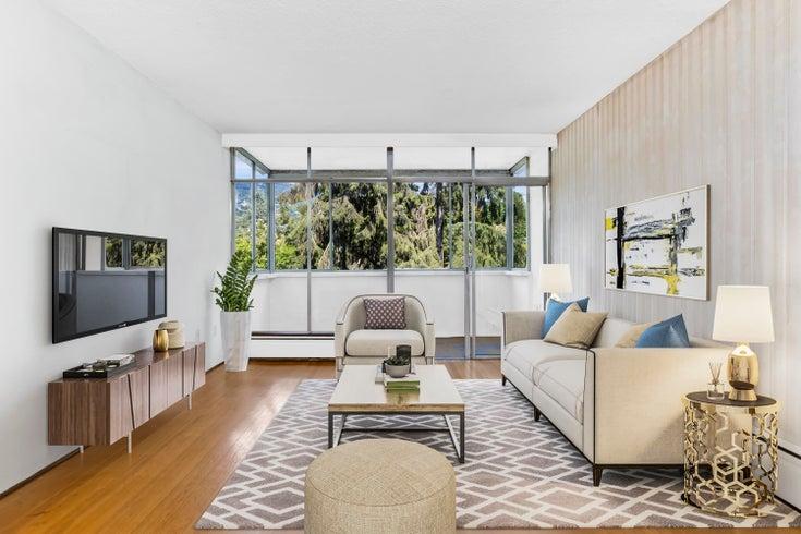 509 1425 ESQUIMALT AVENUE - Ambleside Apartment/Condo for sale, 1 Bedroom (R2609207)