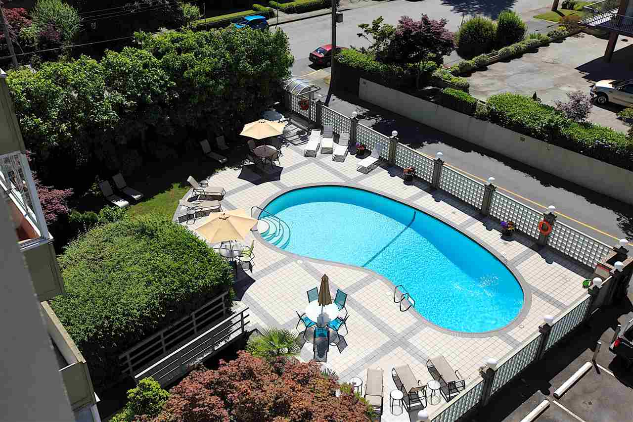 509 1425 ESQUIMALT AVENUE - Ambleside Apartment/Condo for sale, 1 Bedroom (R2609207) - #15