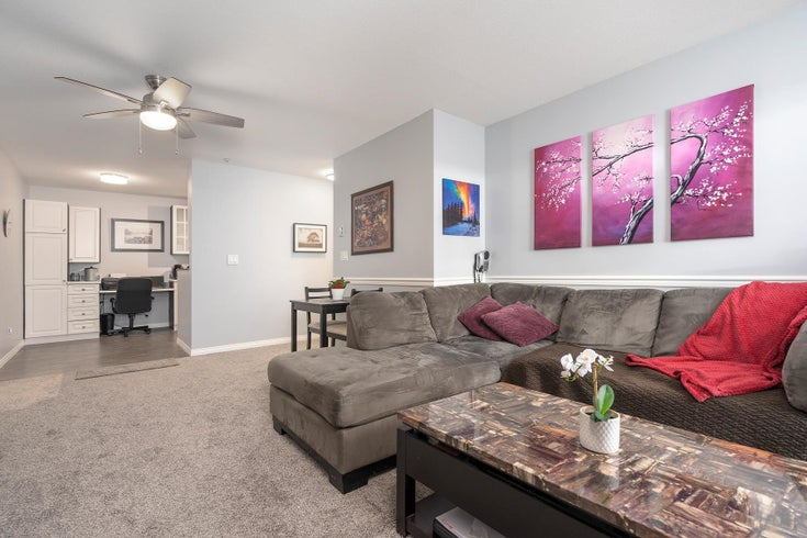 402 22722 LOUGHEED HIGHWAY - East Central Apartment/Condo for sale, 1 Bedroom (R2609284)
