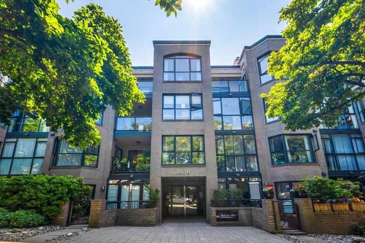 203 2130 W 12TH AVENUE - Kitsilano Apartment/Condo for sale, 2 Bedrooms (R2609346)
