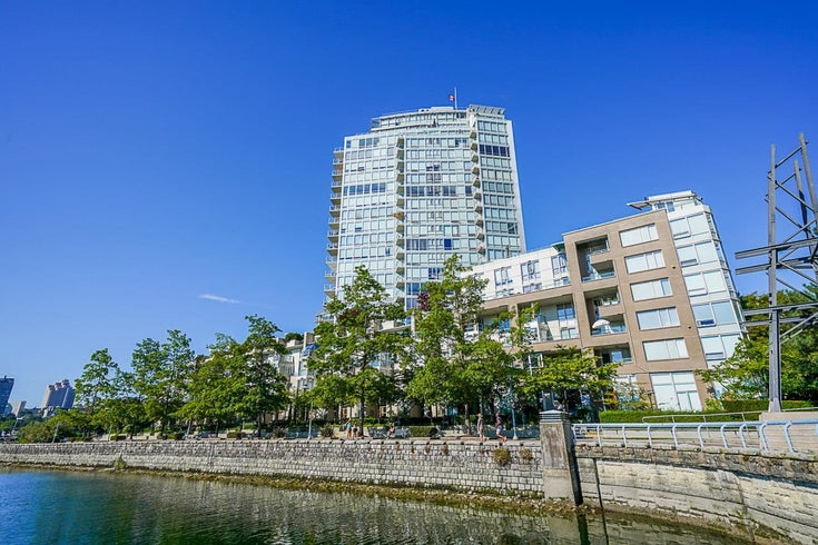 112 1228 MARINASIDE CRESCENT - Yaletown Townhouse for sale, 2 Bedrooms (R2609397)