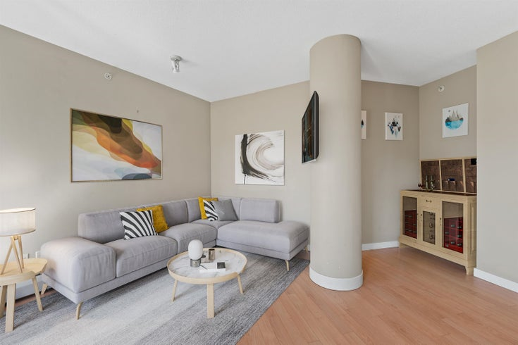 806 58 KEEFER PLACE - Downtown VW Apartment/Condo for sale, 1 Bedroom (R2609426)