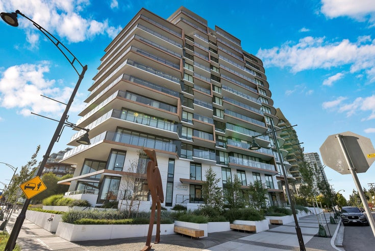 307 1439 GEORGE STREET - White Rock Apartment/Condo for sale, 2 Bedrooms (R2609448)