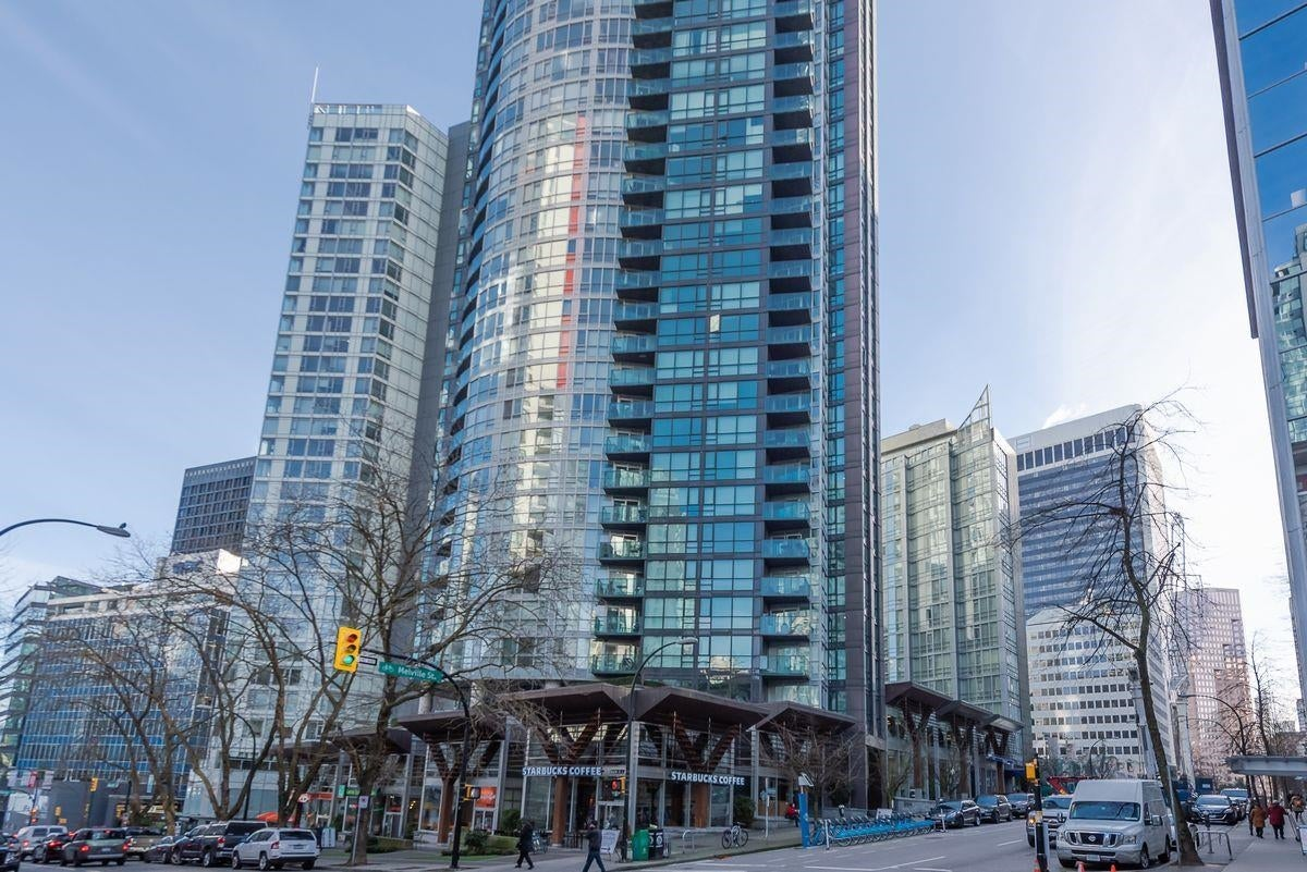 3804 1189 MELVILLE STREET - Coal Harbour Apartment/Condo for sale, 2 Bedrooms (R2609530) - #1