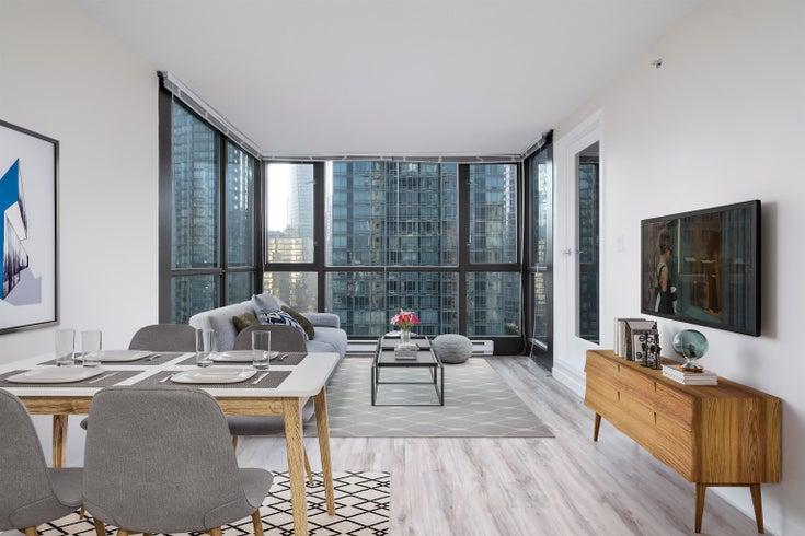 1901 1331 ALBERNI STREET - West End VW Apartment/Condo for sale, 1 Bedroom (R2609613)