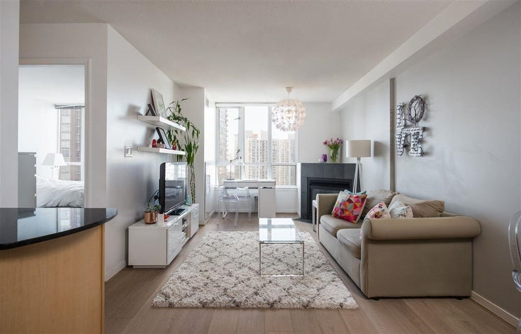 2601 63 KEEFER PLACE - Downtown VW Apartment/Condo for sale, 1 Bedroom (R2609673)