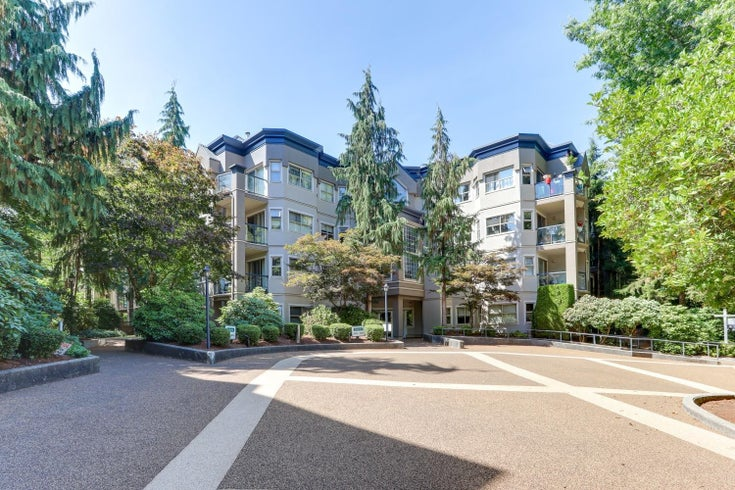 310 2615 JANE STREET - Central Pt Coquitlam Apartment/Condo for sale, 1 Bedroom (R2609705)