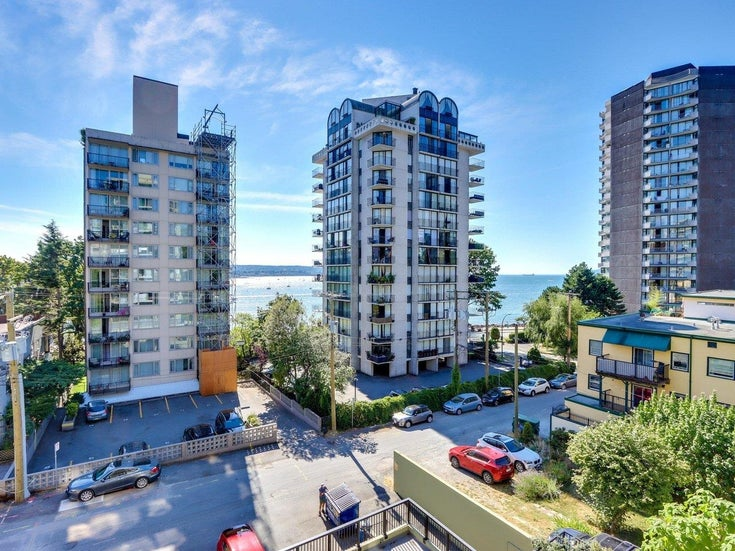 404 1534 HARWOOD STREET - West End VW Apartment/Condo for sale, 1 Bedroom (R2609821)