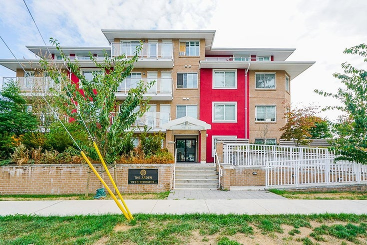 405 1990 WESTMINSTER AVENUE - Glenwood PQ Apartment/Condo for sale, 1 Bedroom (R2609874)