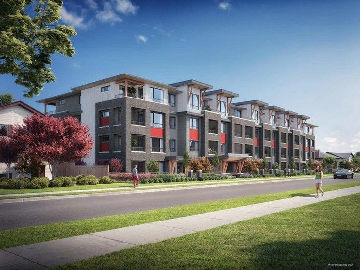 308 2160 GRANT AVENUE - Glenwood PQ Apartment/Condo for sale, 1 Bedroom (R2609895)