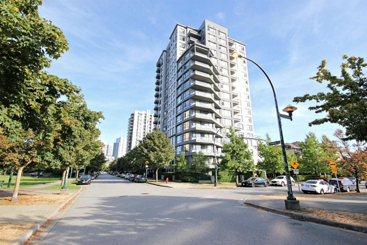 1001 3520 CROWLEY DRIVE - Collingwood VE Apartment/Condo for sale, 1 Bedroom (R2609901)