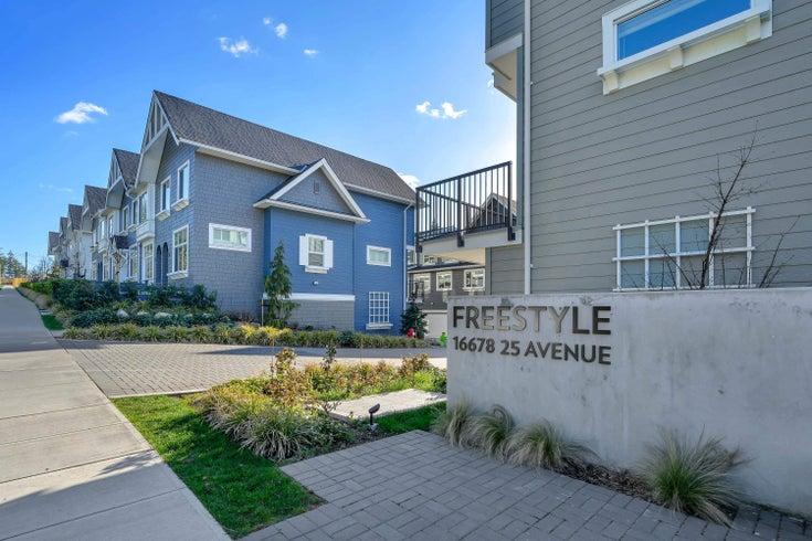 65 16678 25 AVENUE - Grandview Surrey Townhouse for sale, 3 Bedrooms (R2610000)