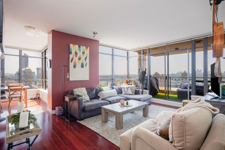 2503 4132 HALIFAX STREET - Brentwood Park Apartment/Condo for sale, 2 Bedrooms (R2610027)