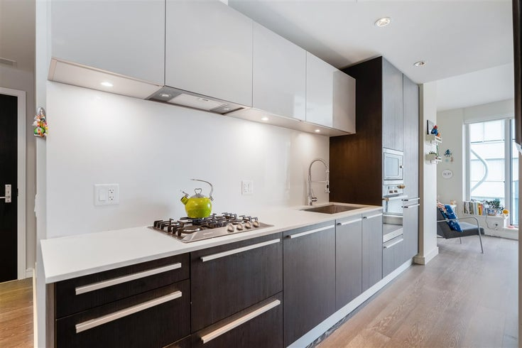 808 1221 BIDWELL STREET - West End VW Apartment/Condo for sale(R2610055)