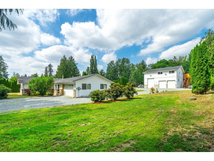 23095 75 AVENUE - Fort Langley House with Acreage for sale, 3 Bedrooms (R2610091)