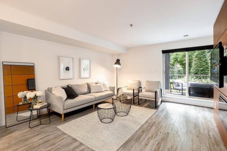 102 2832 CAPILANO ROAD - Capilano NV Apartment/Condo for sale, 2 Bedrooms (R2610115)