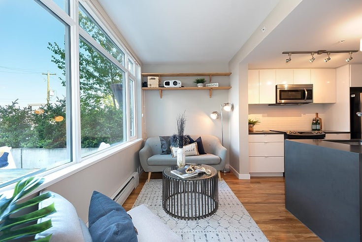 218 289 E 6 AVENUE - Mount Pleasant VE Apartment/Condo for sale, 2 Bedrooms (R2610176)