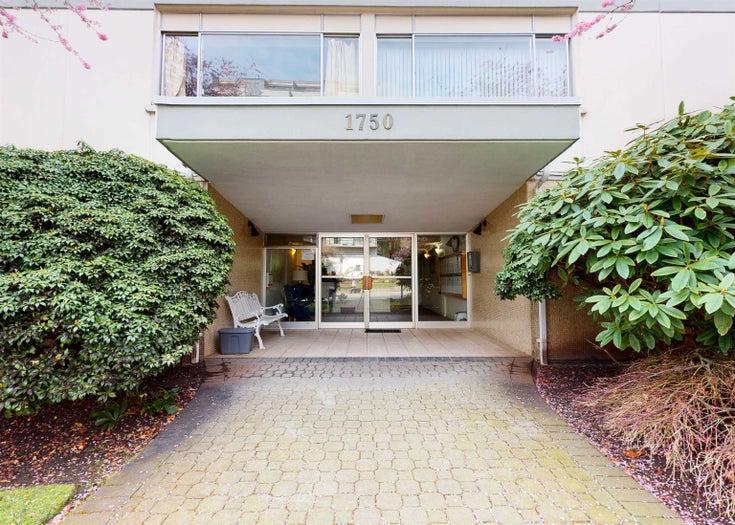 202 1750 ESQUIMALT AVENUE - Ambleside Apartment/Condo for sale, 1 Bedroom (R2610188)
