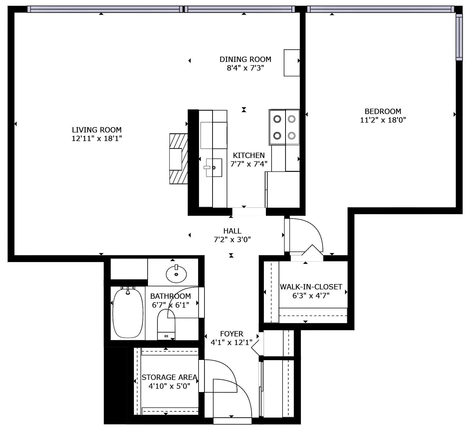 202 1750 ESQUIMALT AVENUE - Ambleside Apartment/Condo for sale, 1 Bedroom (R2610188) - #20