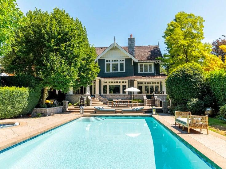 6349 ELM STREET - Kerrisdale House/Single Family for sale, 5 Bedrooms (R2610327)
