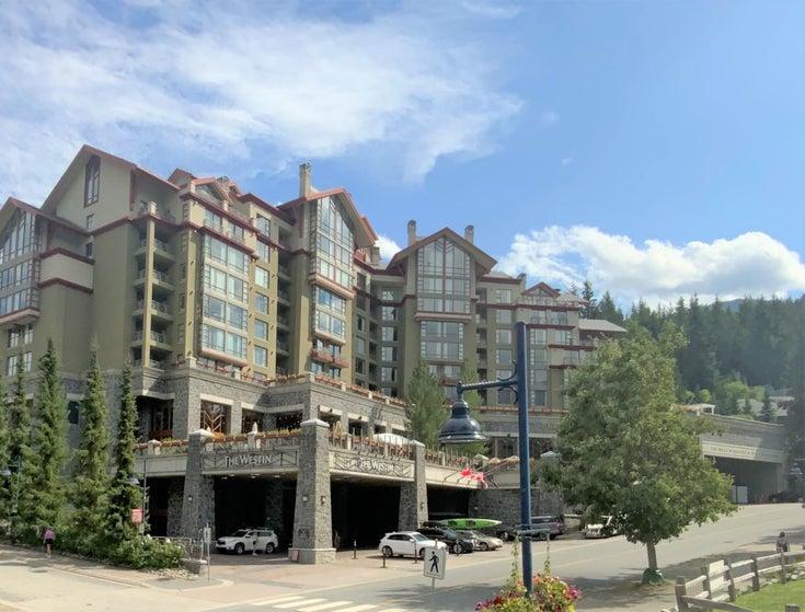 762 4090 WHISTLER WAY - Whistler Village Apartment/Condo for sale, 1 Bedroom (R2610584)