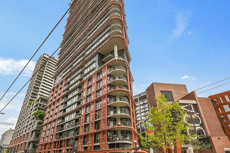 708 128 W CORDOVA STREET - Downtown VW Apartment/Condo for sale, 1 Bedroom (R2610618)