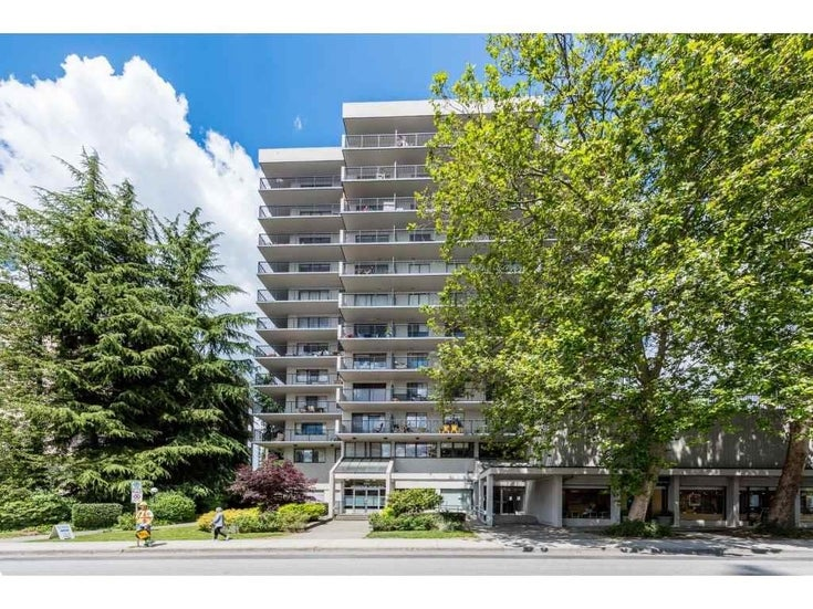 605 150 E 15TH STREET - Central Lonsdale Apartment/Condo for sale, 1 Bedroom (R2610646)