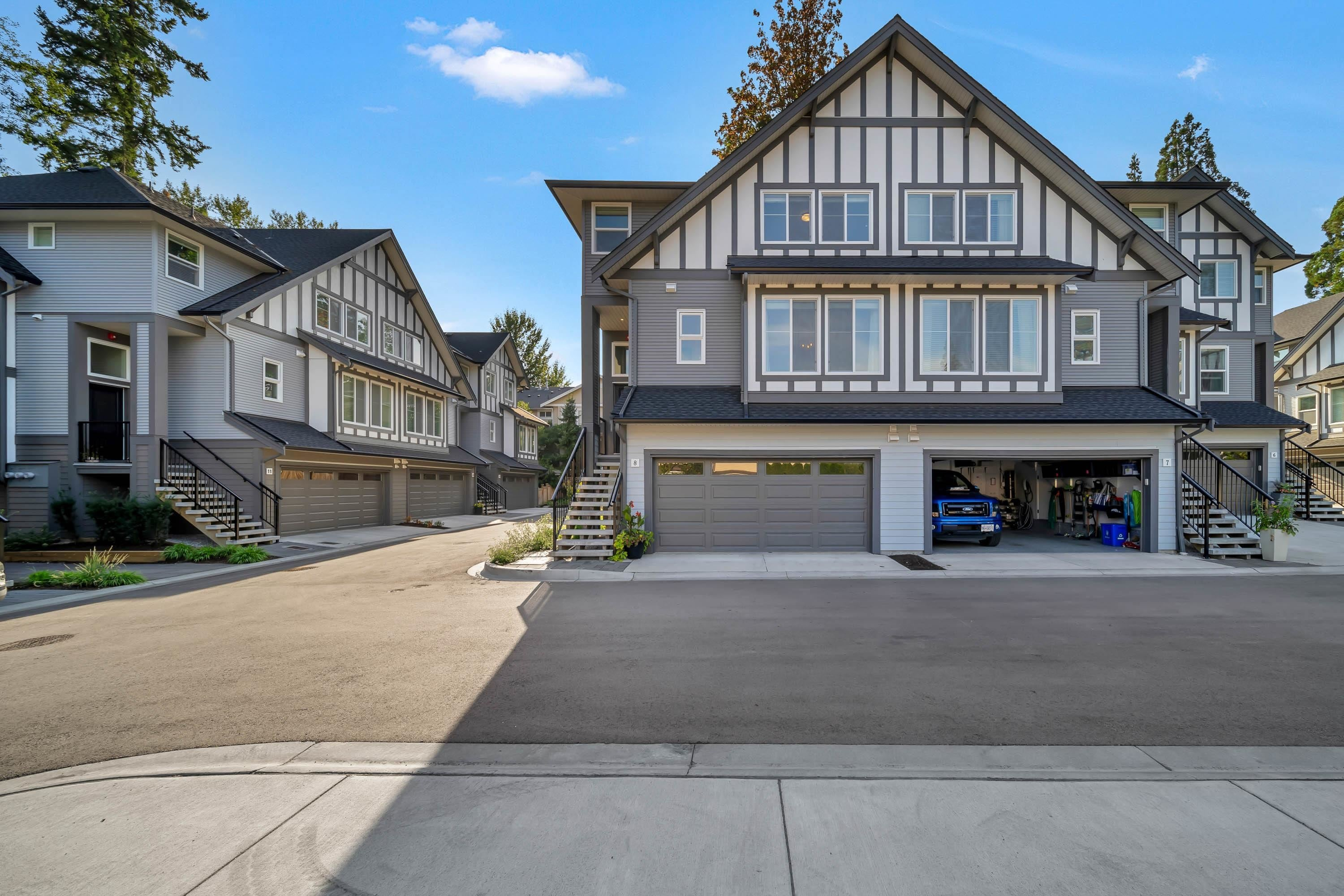 8 9567 217A STREET - Fort Langley Townhouse for sale, 4 Bedrooms (R2610741) - #1