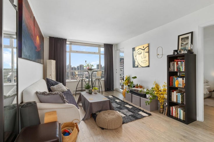 2208 438 SEYMOUR STREET - Downtown VW Apartment/Condo for sale, 2 Bedrooms (R2610760)