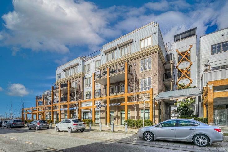 202 6077 LONDON ROAD - Steveston South Apartment/Condo for sale, 1 Bedroom (R2610769)