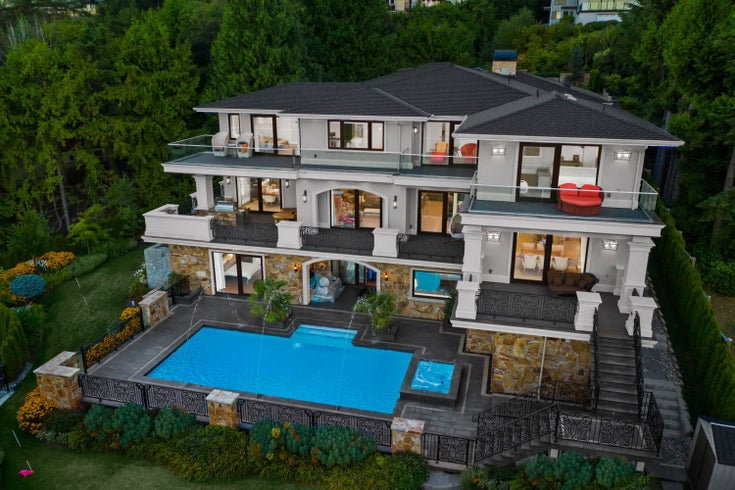 1436 SANDHURST PLACE - Chartwell House/Single Family for sale, 7 Bedrooms (R2610774)