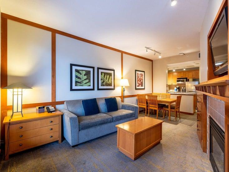 514 4320 SUNDIAL CRESCENT - Whistler Village Apartment/Condo for sale(R2610906)
