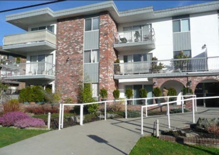 201 1520 BLACKWOOD STREET - White Rock Apartment/Condo for sale, 1 Bedroom (R2610960)