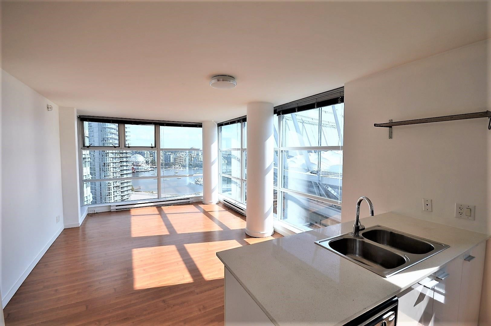 1801 111 W GEORGIA STREET - Downtown VW Apartment/Condo for sale, 2 Bedrooms (R2611009) - #1