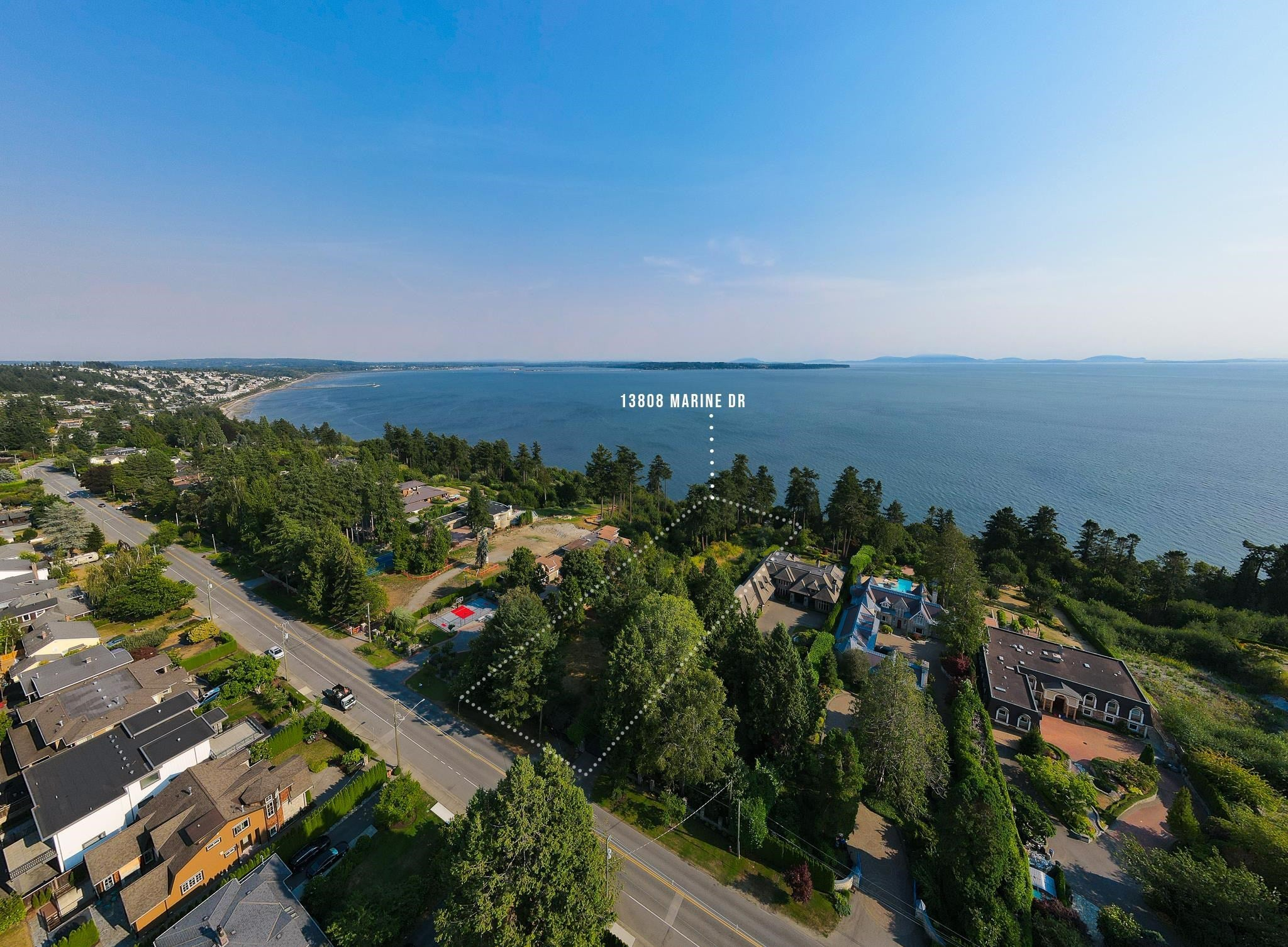13808 MARINE DRIVE - White Rock for sale(R2611057) - #1