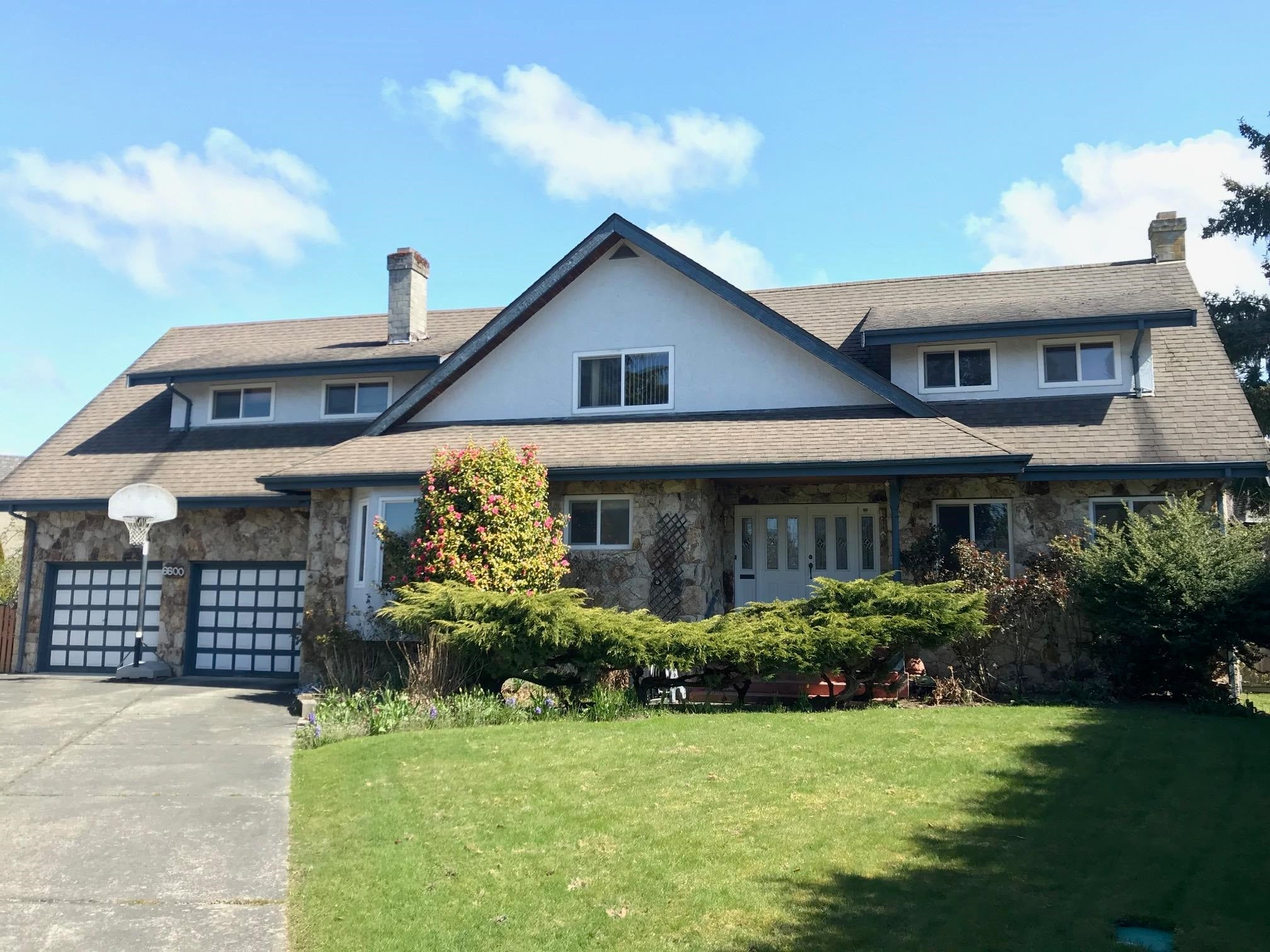 6600 CONSTABLE DRIVE - Woodwards House/Single Family for sale, 5 Bedrooms (R2611074)