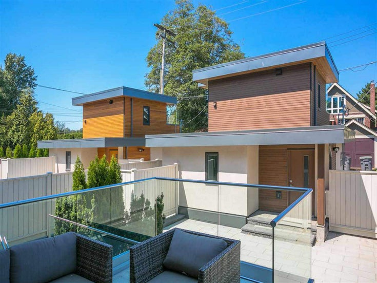 4691 W 9TH AVENUE - Point Grey House/Single Family for sale, 5 Bedrooms (R2611100)
