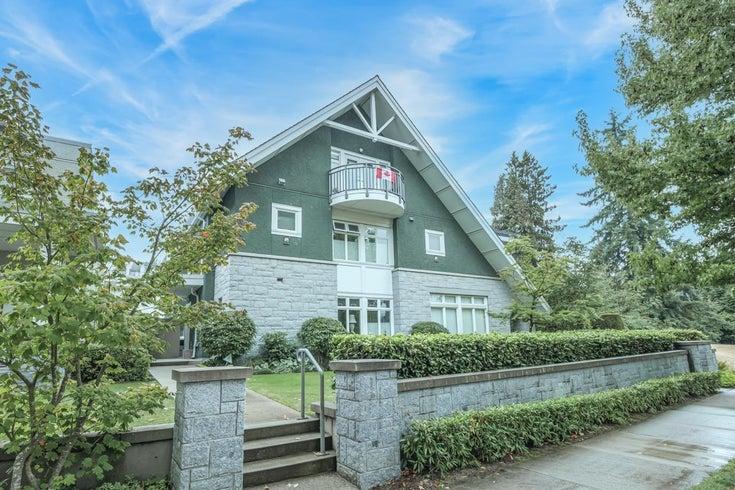 6028 CHANCELLOR BOULEVARD - University VW 1/2 Duplex for sale, 4 Bedrooms (R2611176)