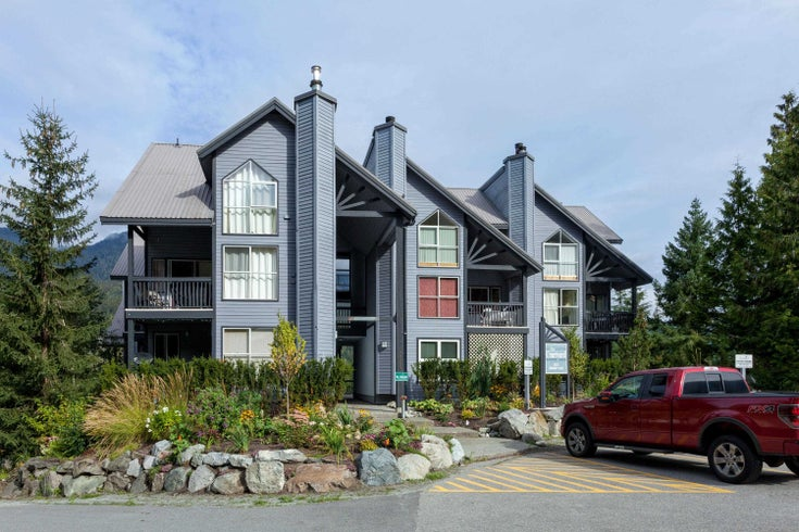 2 2213 MARMOT PLACE - Whistler Creek Apartment/Condo for sale, 1 Bedroom (R2611268)