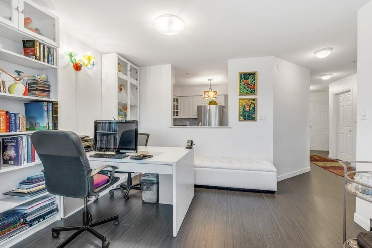 201 1085 W 17TH STREET - Pemberton Heights Apartment/Condo for sale, 1 Bedroom (R2611298)